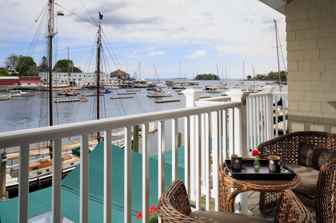 Waterfront Deluxe Guestroom