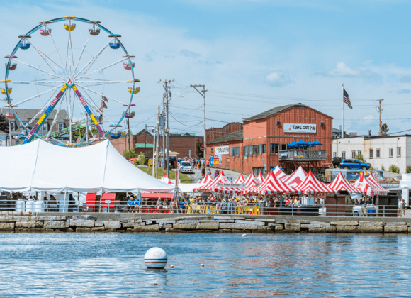Maine Lobster Festival, Rockland, Maine