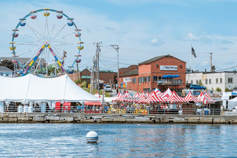 Maine Lobster Festival - Grand Harbor Inn | Camden, Maine