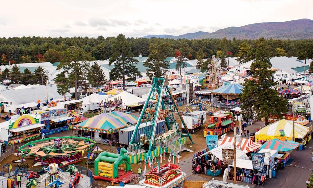 Union Fair, Blueberry Festival