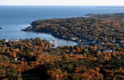Camden Hills State Park, Camden, Maine