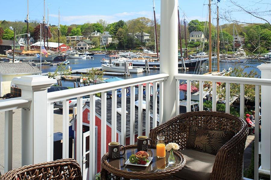 Breakfast at Grand Harbor Inn