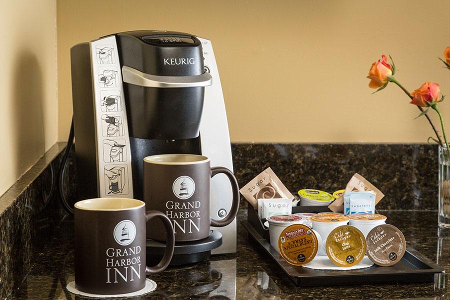 coffee, Keurig, breakfast