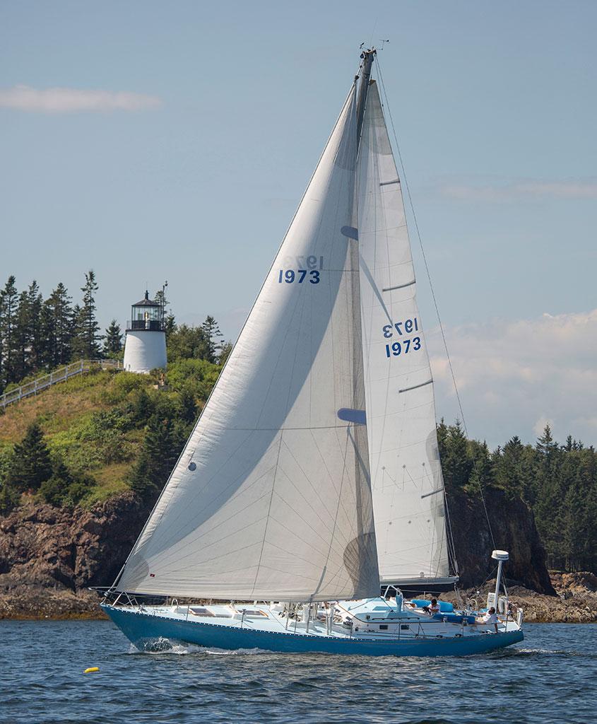Sailing Yacht Anjacaa