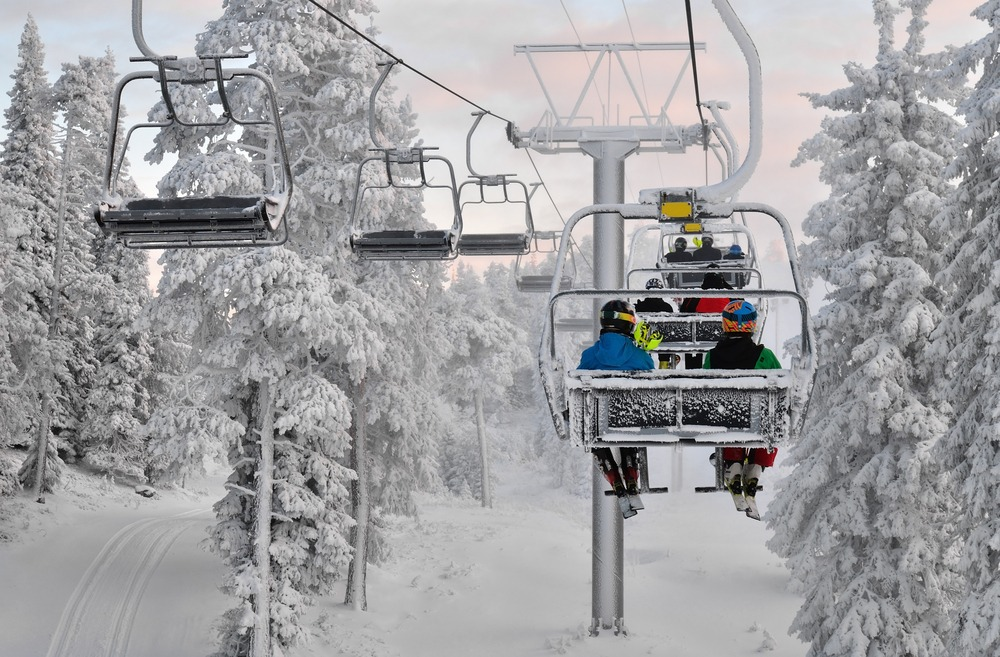 Snow Bowl Chairlift