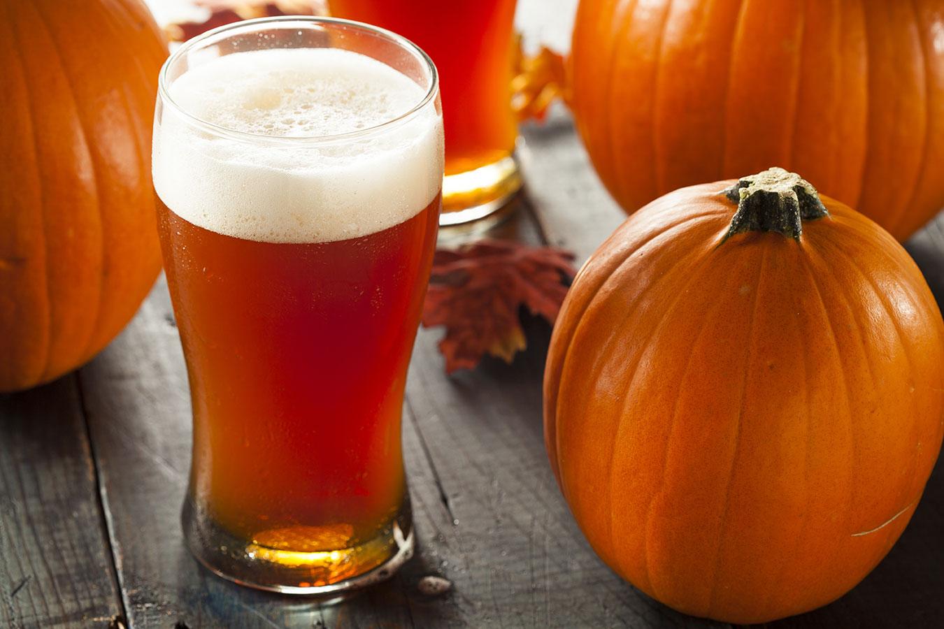 Pumpkins & Brews